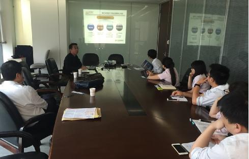 仁润科技到访招商银行杭州总部,深度对话银行存管