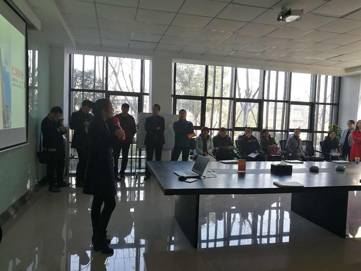内蒙古阿拉善盟住房公积金管理中心到访仁润科技