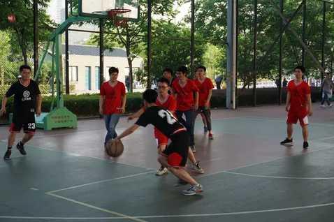 【仁润杯】篮球赛|团队力量,给你好看!