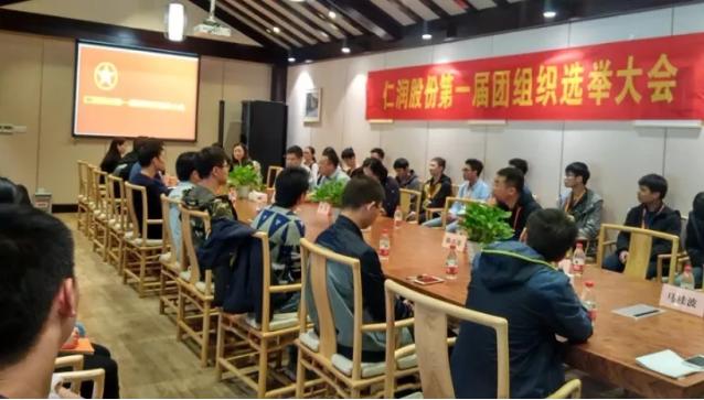 """仁润股份举行团组织选举,""""新时代企业型团组织""""诞生"""